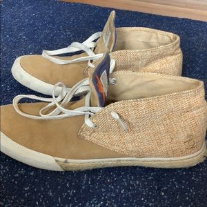 Original Penguin beige tan shoes